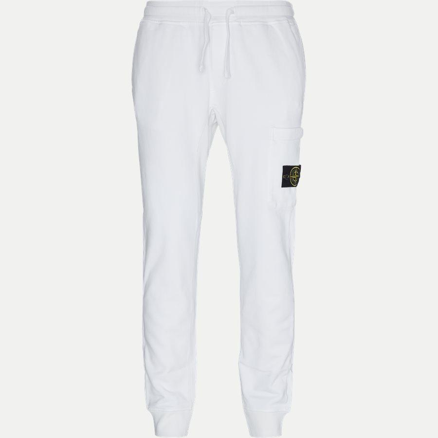 701560351 - Fleece Sweatpants - Bukser - Regular - HVID - 1