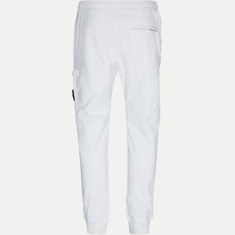 701560351 - Fleece Sweatpants - Bukser - Regular - HVID - 2