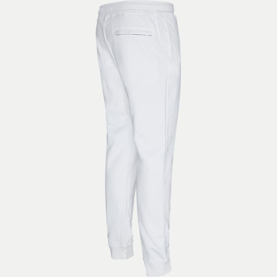701560351 - Fleece Sweatpants - Bukser - Regular - HVID - 3