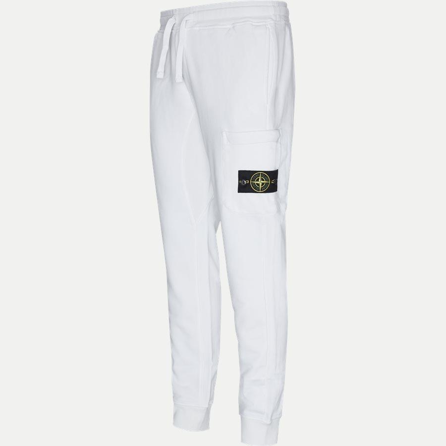 701560351 - Fleece Sweatpants - Bukser - Regular - HVID - 4