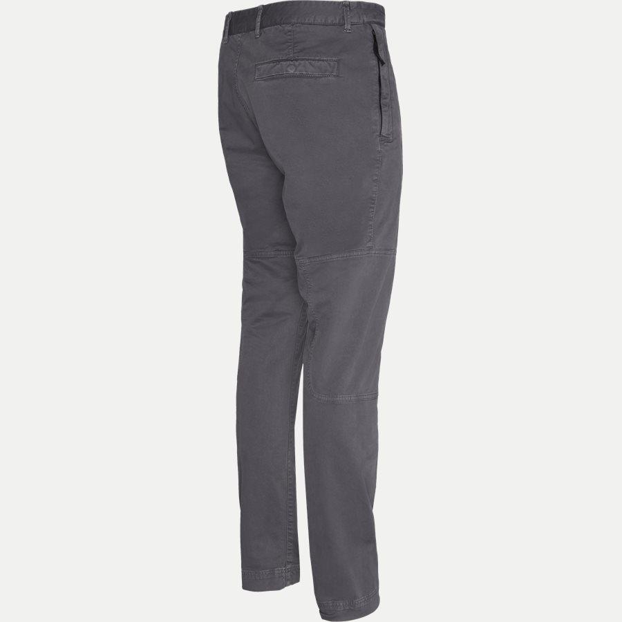 701531504 - Old Dye Treatment Cargo Pants - Bukser - Regular - KOKS - 3