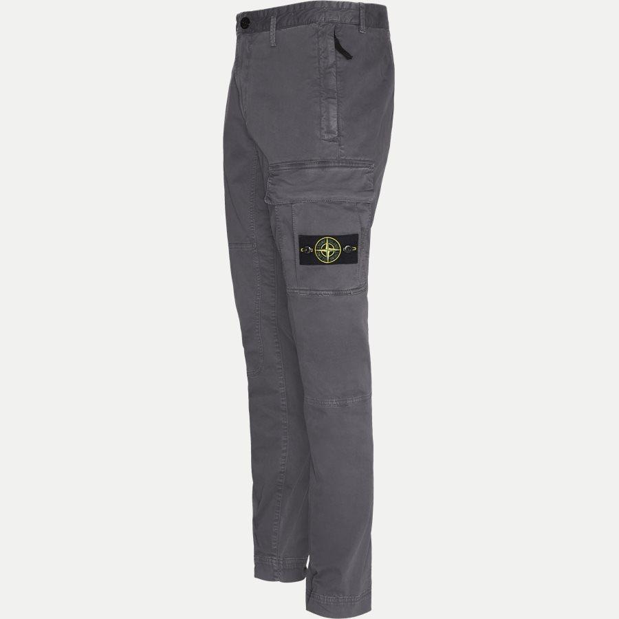 701531504 - Old Dye Treatment Cargo Pants - Bukser - Regular - KOKS - 4