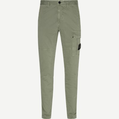 Old Dye Treatment Cargo Pants Regular | Old Dye Treatment Cargo Pants | Army
