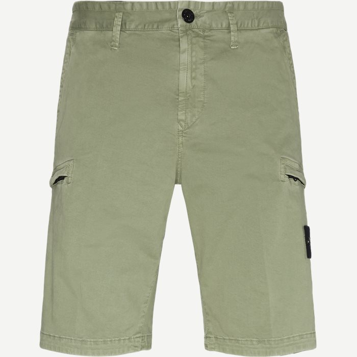 Cargo Shorts - Shorts - Regular - Army
