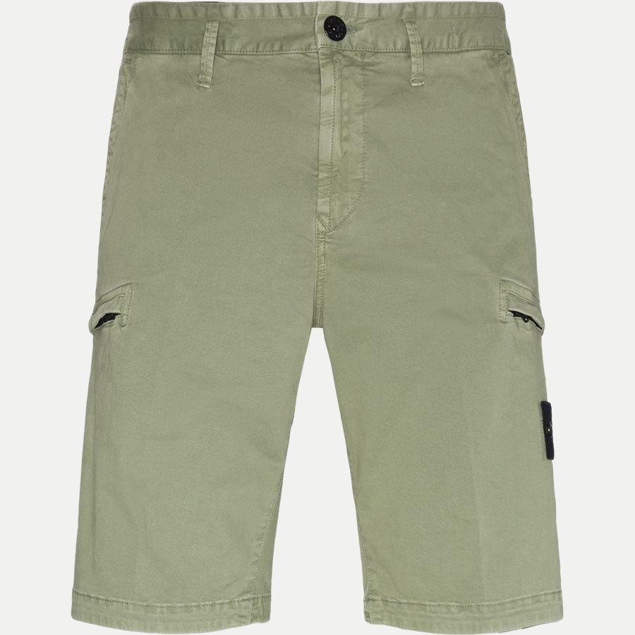 7015L0504 - Cargo Shorts - Shorts - Regular - OLIVEN - 1