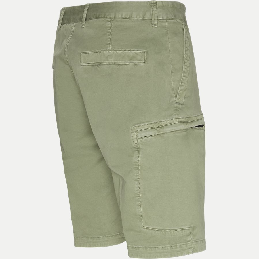 7015L0504 - Cargo Shorts - Shorts - Regular - OLIVEN - 3