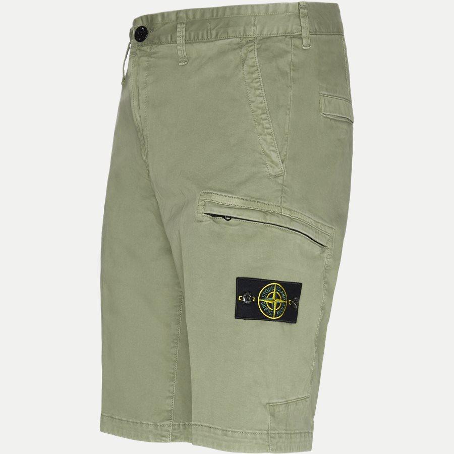 7015L0504 - Cargo Shorts - Shorts - Regular - OLIVEN - 4