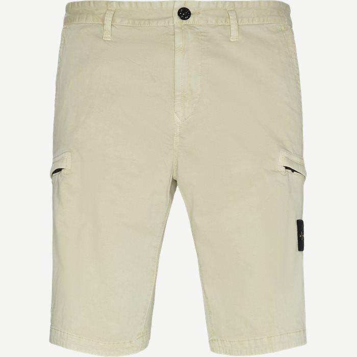 Cargo Shorts - Shorts - Regular - Sand