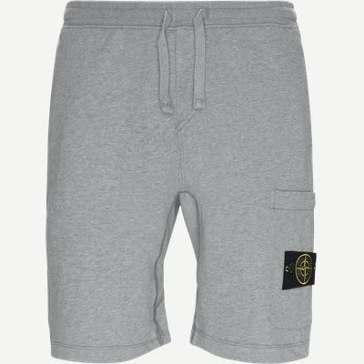 Jersey Shorts Regular | Jersey Shorts | Grå