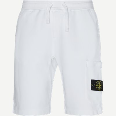 Jersey Shorts Regular | Jersey Shorts | Hvid