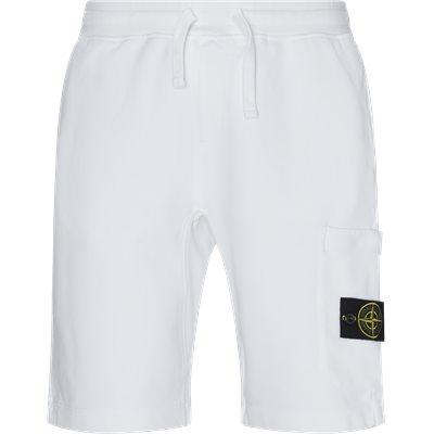 Jersey Shorts Regular | Jersey Shorts | Hvid