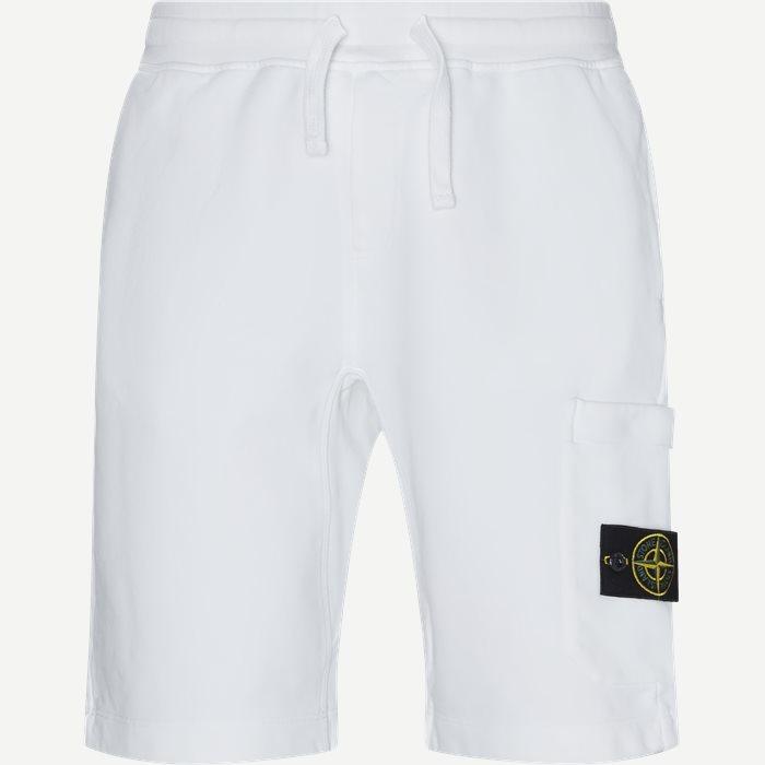 Shorts - Shorts - Regular - Hvid