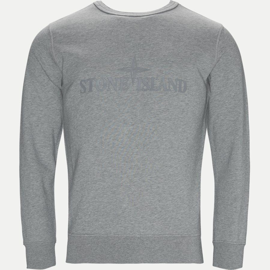 701560151 - Fleece Crew Neck Sweatshirt - Sweatshirts - Regular - GRÅ - 1