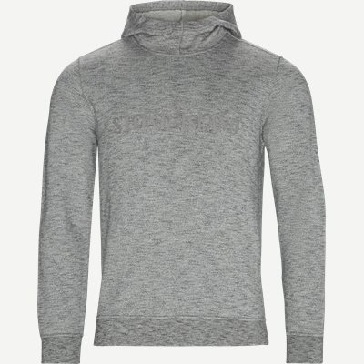 Hooded Sweatshirt Regular | Hooded Sweatshirt | Grå