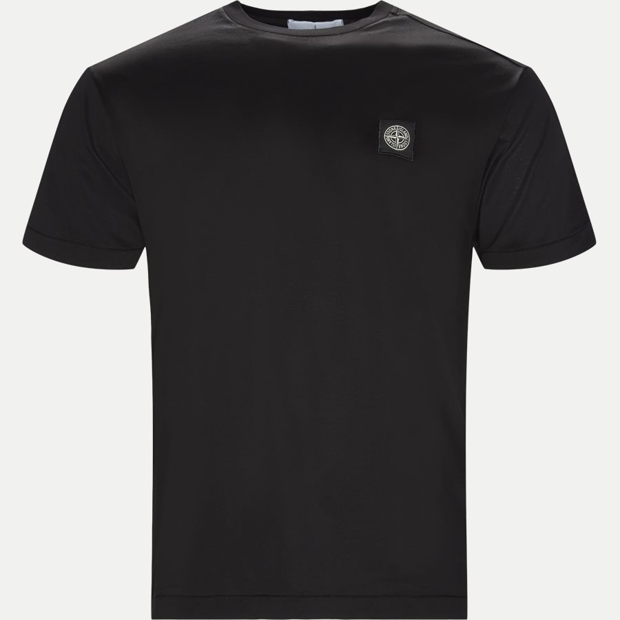 701524113 - Crew-neck T-shirt - T-shirts - Regular - SORT - 1