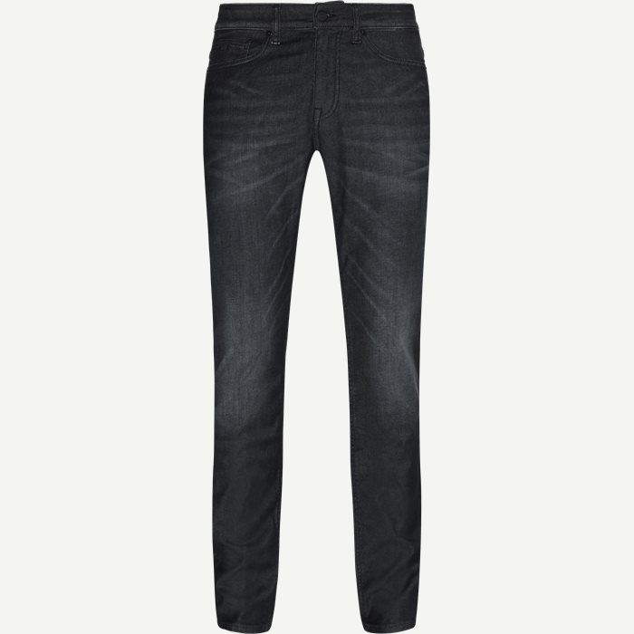 Delaware BC-L-P Ashes Jeans - Jeans - Slim - Sort