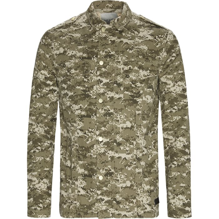 Shang Dessert Camo - Jakker - Regular fit - Army