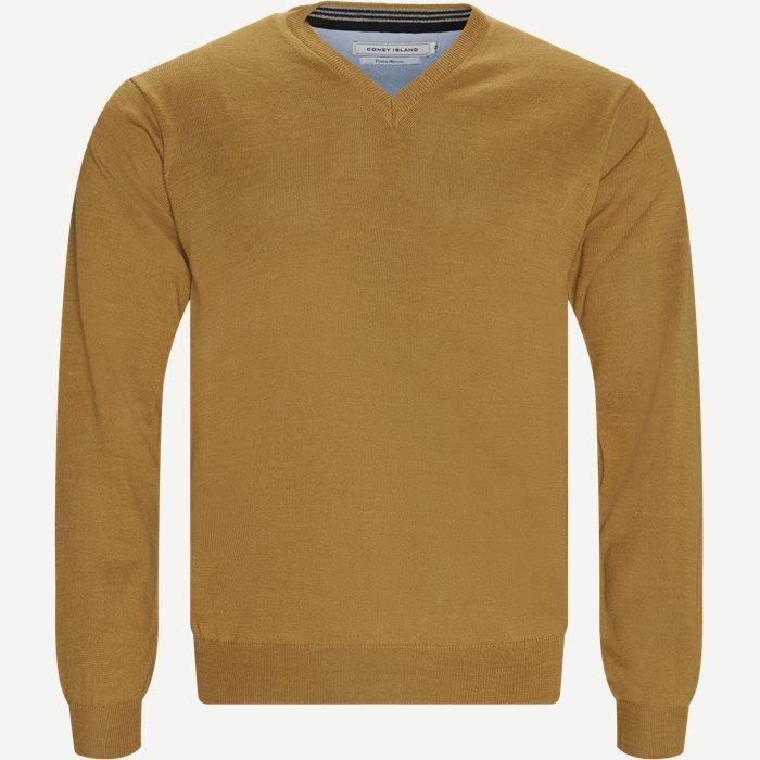Knitwear - Regular - Yellow