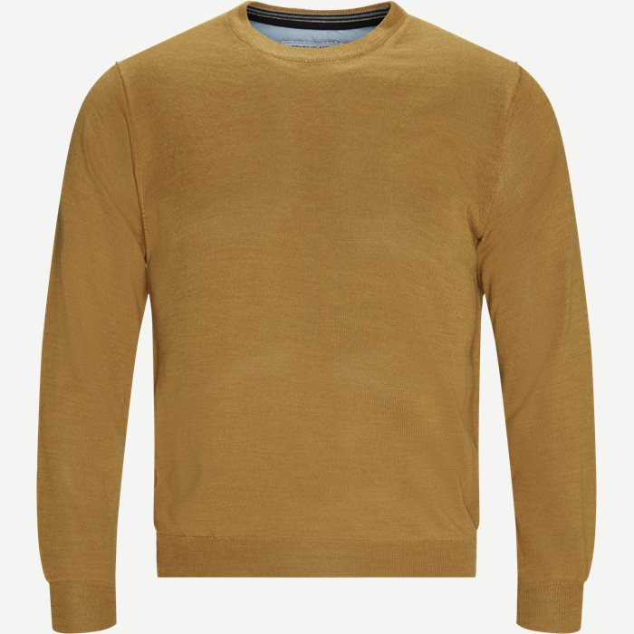 Strickwaren - Regular - Gelb