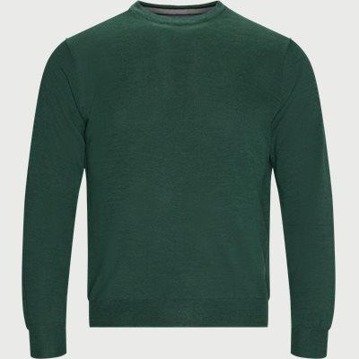 Cervo Striktrøje Regular | Cervo Striktrøje | Grøn