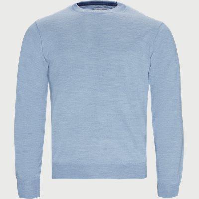 Cervo Striktrøje Regular | Cervo Striktrøje | Blå