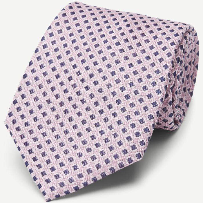 Ties - Pink