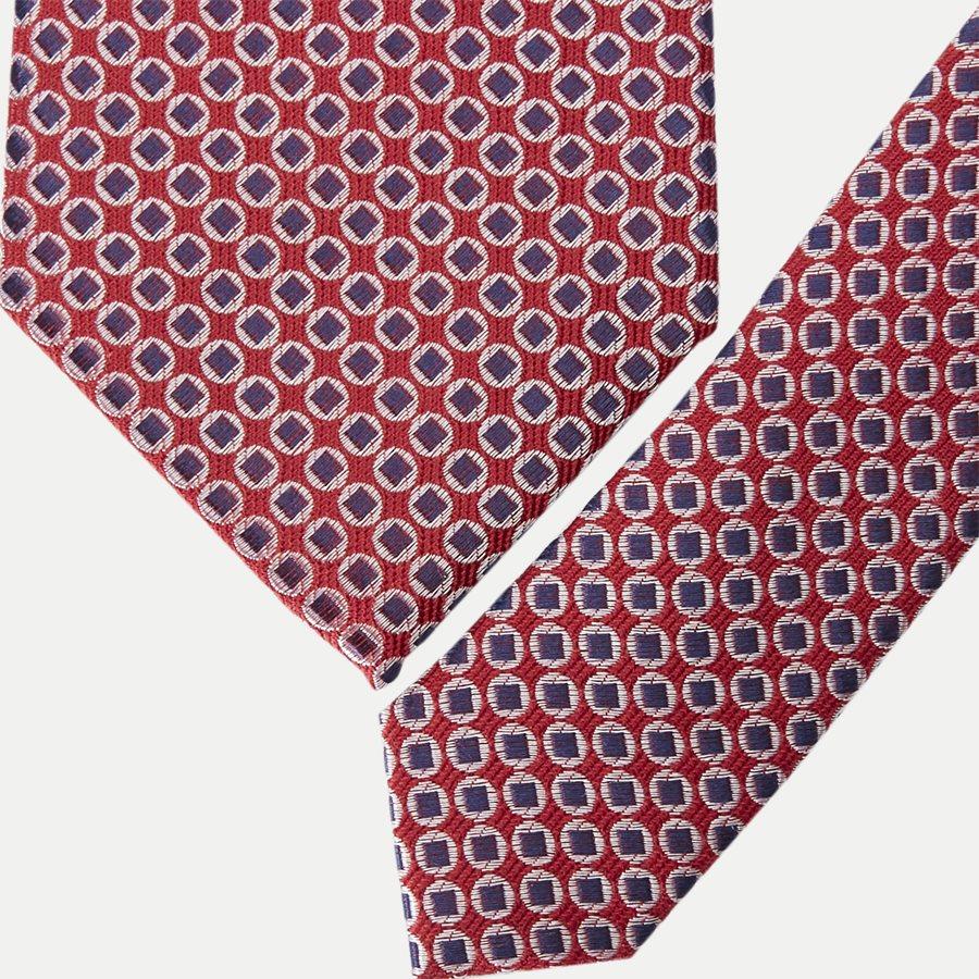 K1770 - Slips 7,5 cm. - Slips - RED - 2