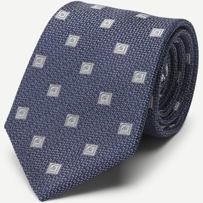 Krawatten - Grau