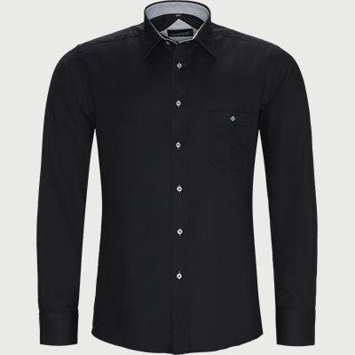Royal Skjorte Regular | Royal Skjorte | Sort