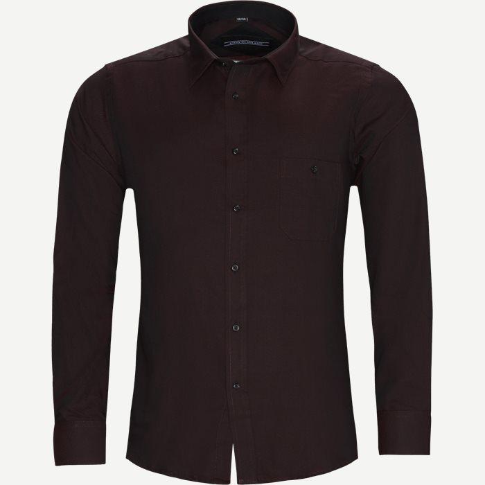 Royal Skjorte - Skjorter - Regular - Bordeaux