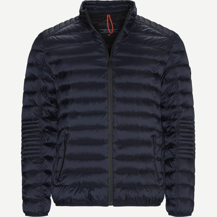St. Anton Dunjakke - Jakker - Regular - Denim