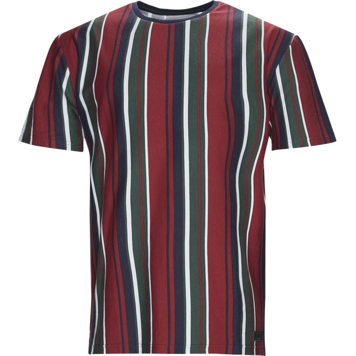 Nordhavn Vertical - T-shirts - Regular fit - Grøn