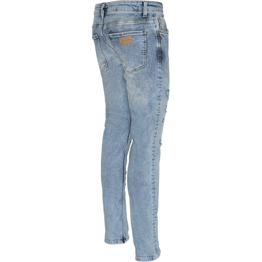 OZON BLUE SICKO - Ozon Blue Sicko - Jeans - Regular - DENIM - 3