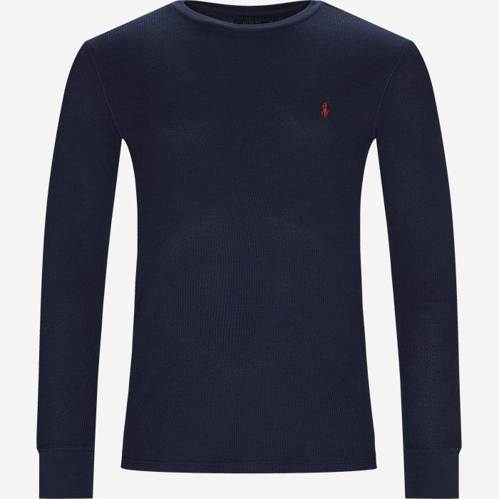 T-shirts - Slim - Blue