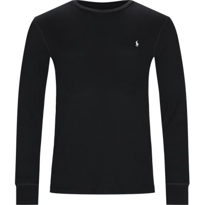 Slim | T-shirts | Black