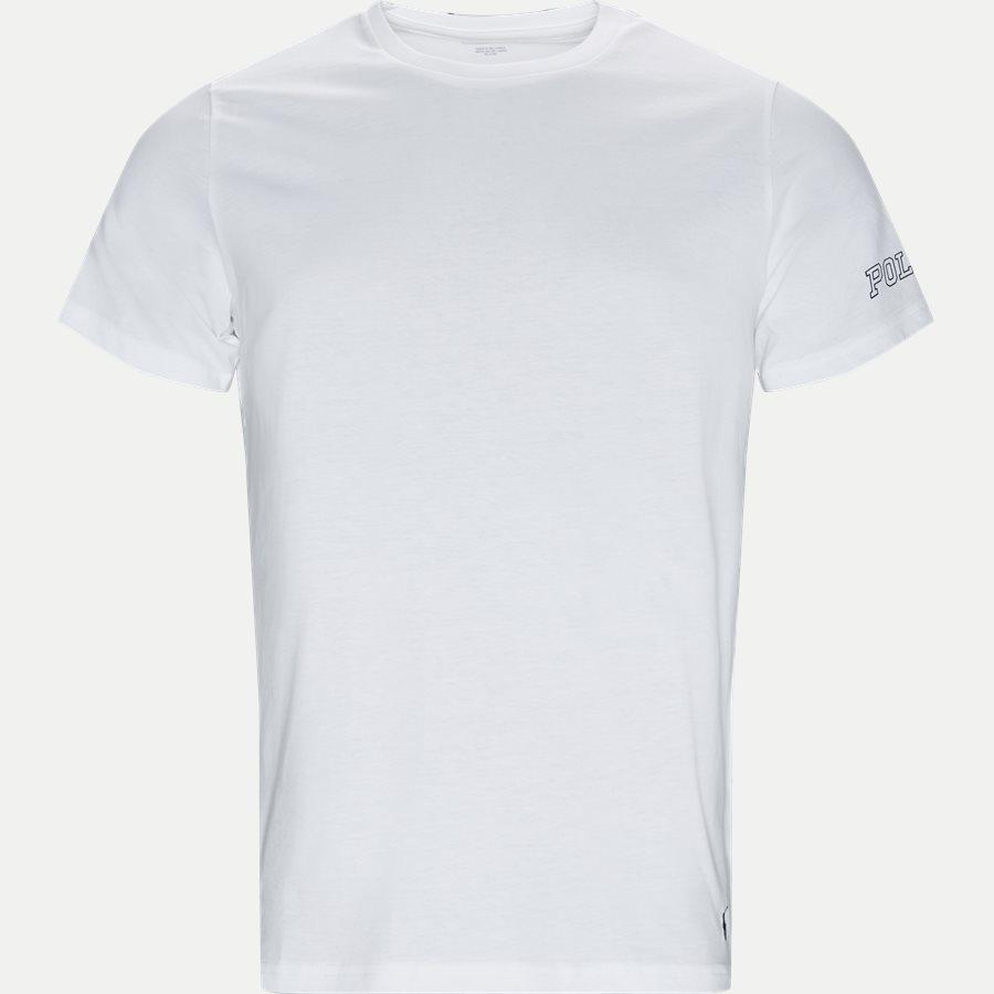 714730607 - Crew Neck Tee - T-shirts - Regular - HVID - 1