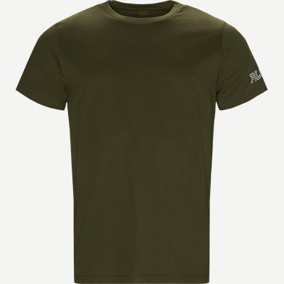 Crew Neck Tee Regular | Crew Neck Tee | Army