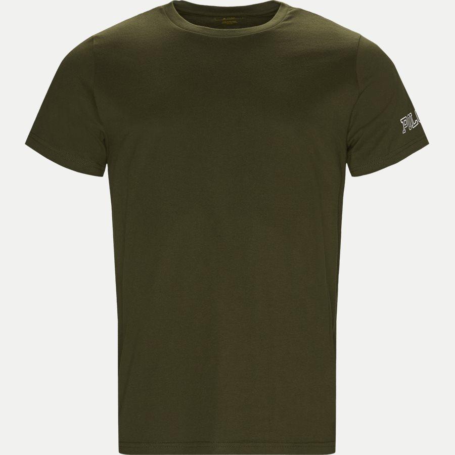714730607 - Crew Neck Tee - T-shirts - Regular - OLIVEN - 1