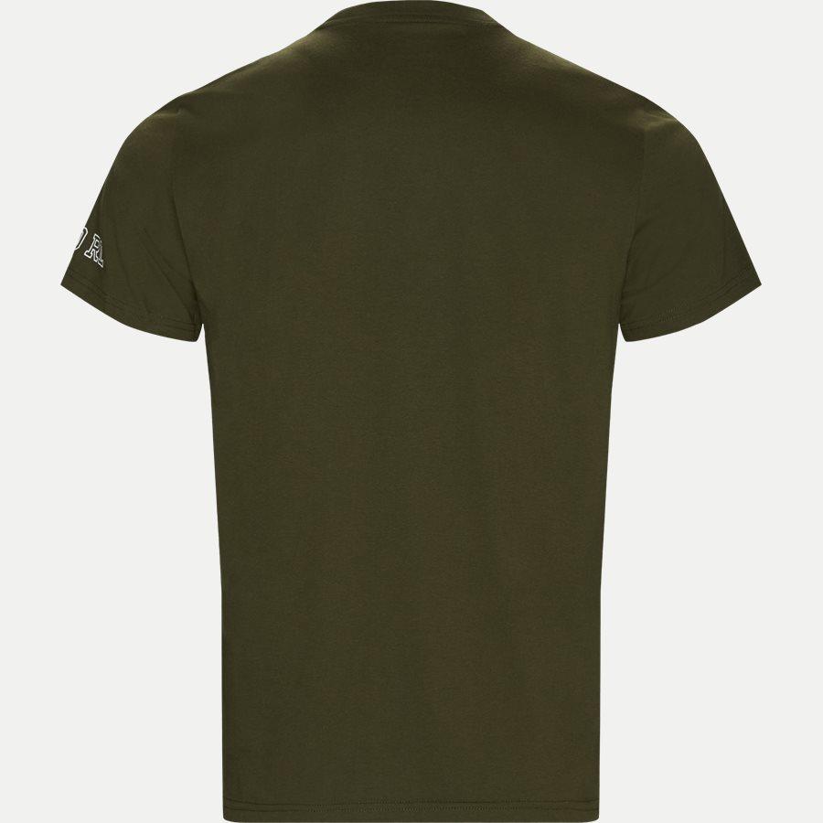 714730607 - Crew Neck Tee - T-shirts - Regular - OLIVEN - 2