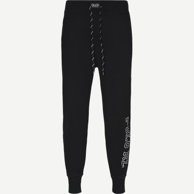 Jersey Jogger Pants Regular | Jersey Jogger Pants | Sort