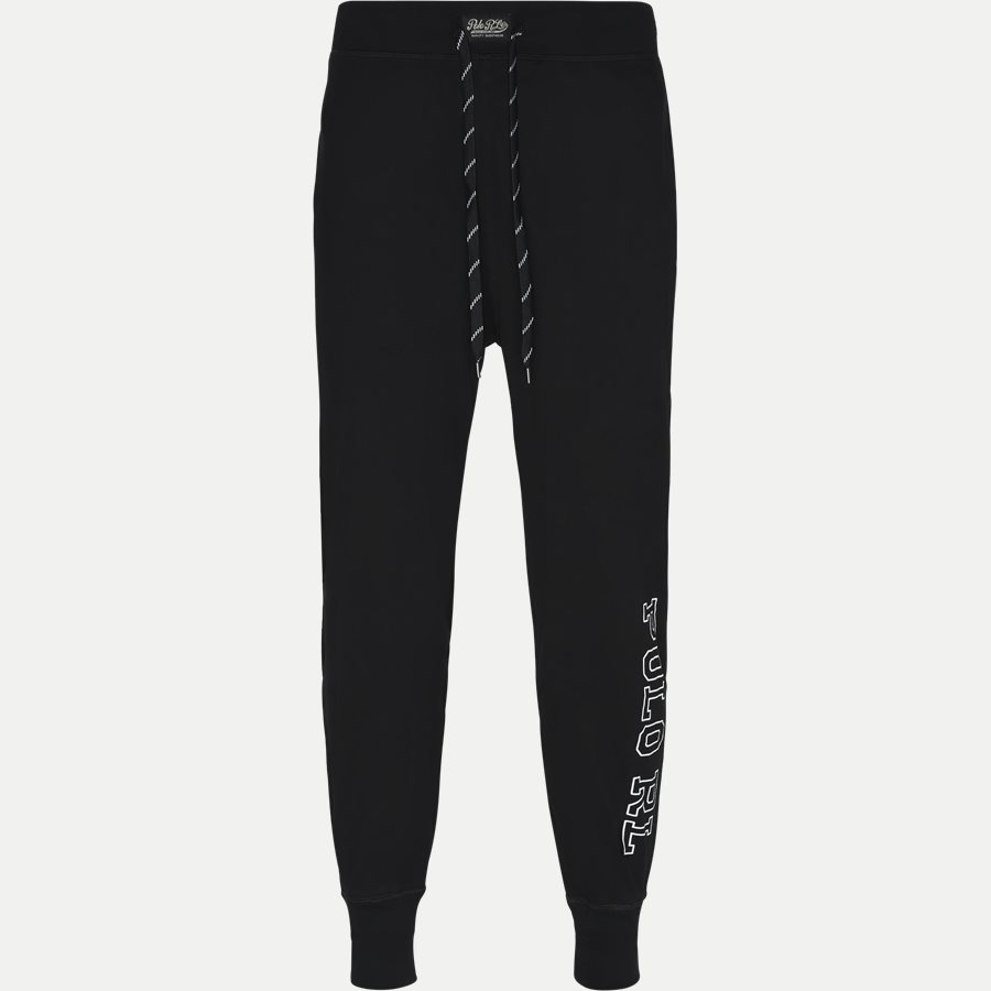 714730609 - Jersey Jogger Pants - Undertøj - Regular - SORT - 1