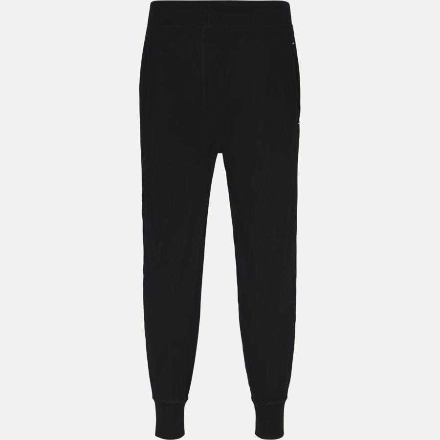 714730609 - Jersey Jogger Pants - Undertøj - Regular - SORT - 2