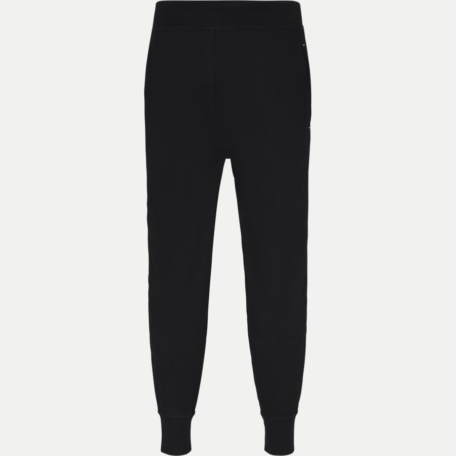 714730609 - Jersey Jogger Pants - Undertøj - Regular - SORT - 2