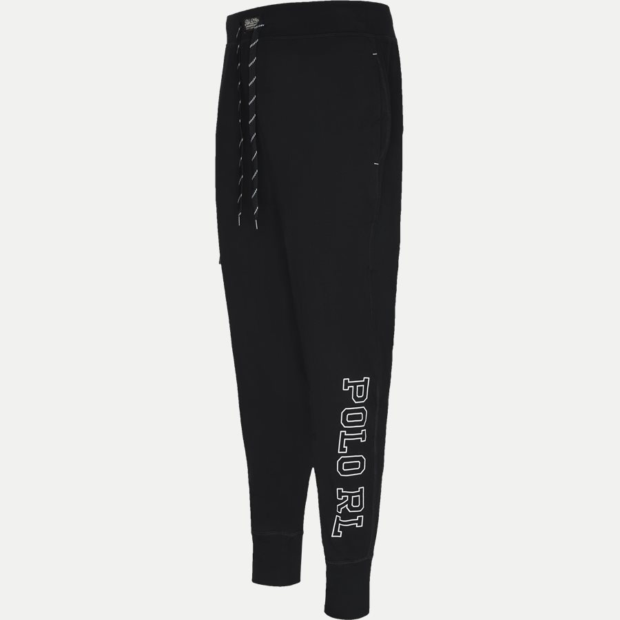 714730609 - Jersey Jogger Pants - Undertøj - Regular - SORT - 3