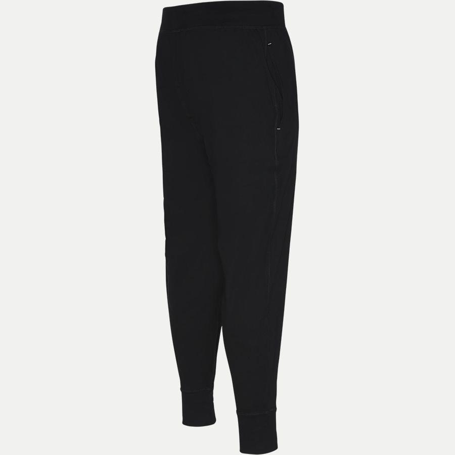 714730609 - Jersey Jogger Pants - Undertøj - Regular - SORT - 4