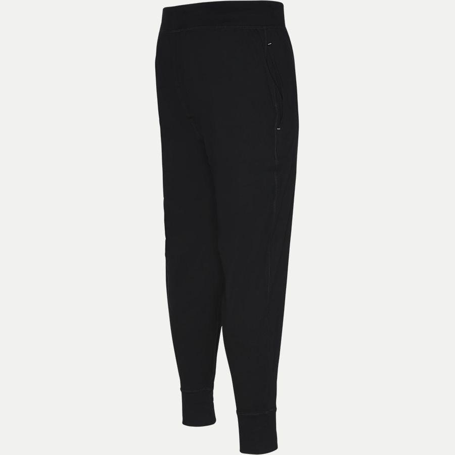 714730609 - Jersey Jogger Pants - Undertøj - Regular - SORT - 4