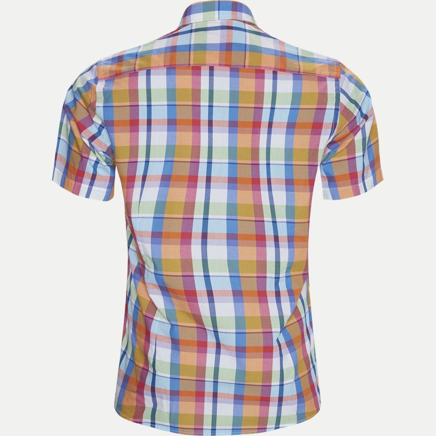 CHONG - Chong Kortærmet Skjorte - Skjorter - Regular - ORANGE - 2