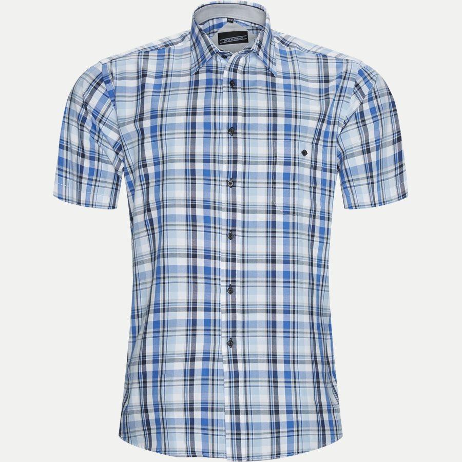 HUANG - Huang Kortærmet Skjorte - Skjorter - Regular - L.BLUE - 1