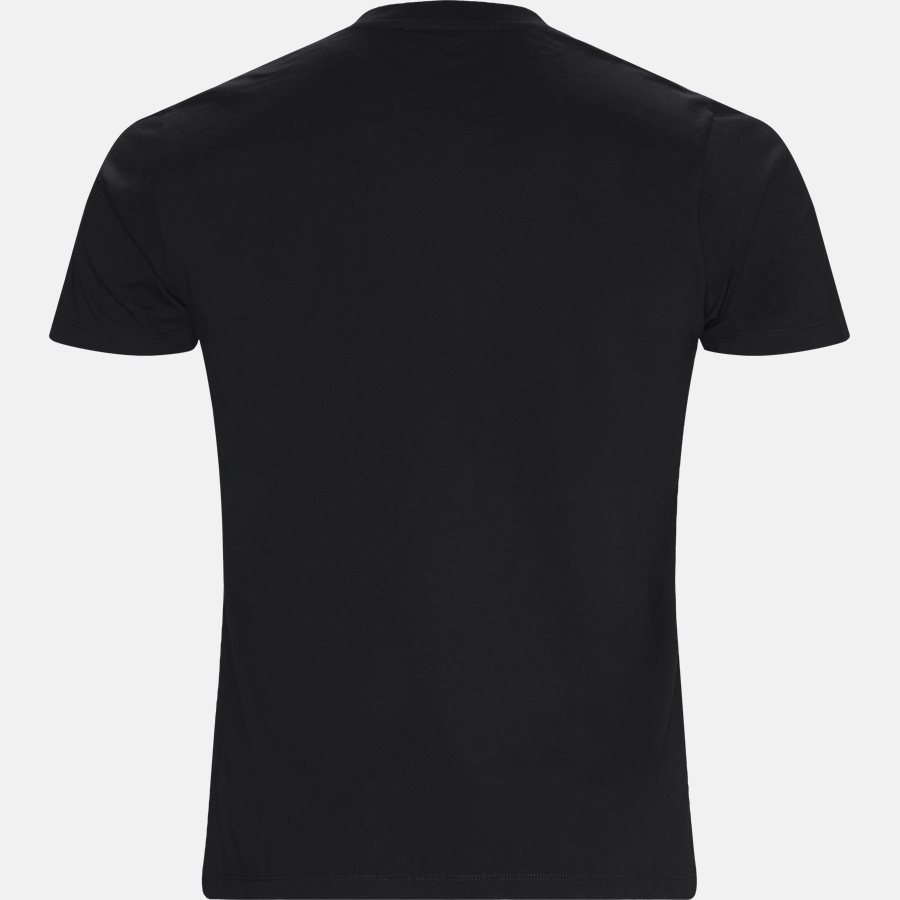 5TSS050 4YA - T-shirts - Slim - SORT - 2