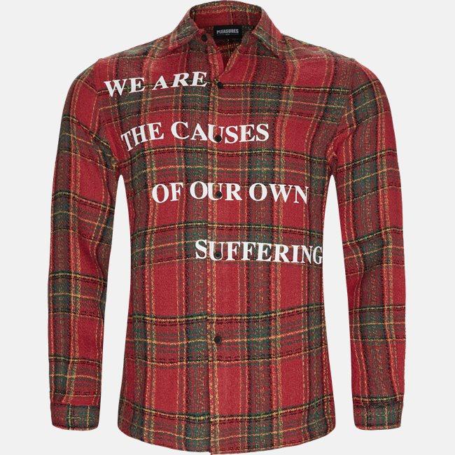 Suffering Button Up Skjorte